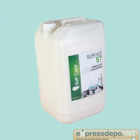 SOFT CARE S7 SURFACE MİNERALLİ SIVI OVMA MADDESİ 10 LT/15 KG