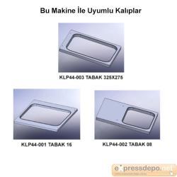 KARTON TABAK KAPATMA MAKİNESİ TE-44 ARKA KESİM (BÜYÜK TİP)