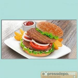 SUPERFRESH HAMBURGER 5 KG X 1 (EDT) 45 GR