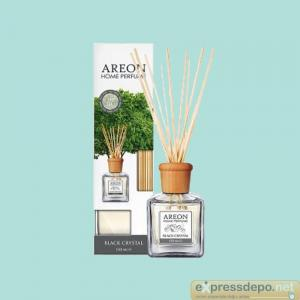 AREON HOME PERFUME 150ML  BLACK CRYSTAL