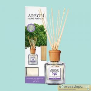AREON HOME PERFUME 150ML  PATCHOULİ LAVENDER VANİLLA