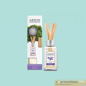 AREON HOME PERFUME 85ML  PATCHOULI VANILLA