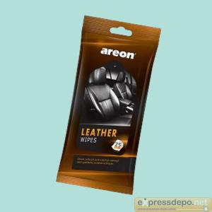 AREON WET WIPES LEATHER