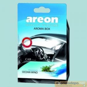 AREON AROMA BOX OCEAN WIND