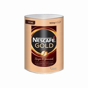 NESCAFE GOLD TENEKE 900 GR