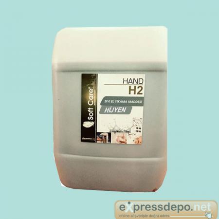 SOFT CARE H6 HAND HİJYENİK KÖPÜREN EL SIVISI 10 LT/KG MUTFAK