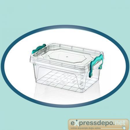 0,6 LT DİKDÖRTGEN MULTI BOX