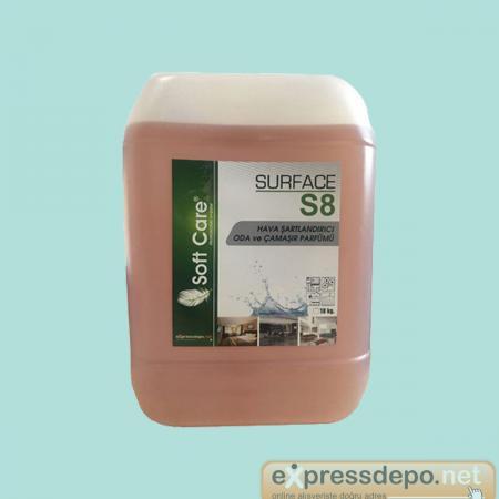 SOFTCARE S8 HAVA TAZELEYİCİ 10 LT.