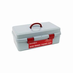 KAN ÖRNEK BÜYÜK TAŞ SETİ GRİ 50x27x19 cm