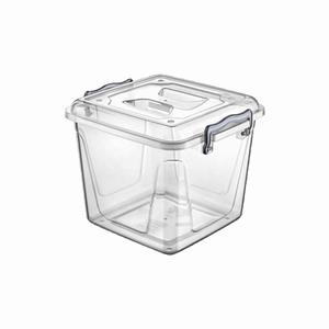 BOX KAP 8,5 LT ŞEFFAF KİLER NO.2