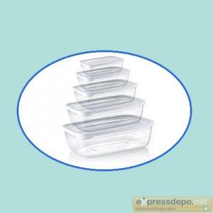 SAKLAMA KABI 5 Lİ TREND (0,3+0,6+1,2+2+3 LT)