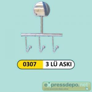 ARM ASKI ARDA 3 LÜ HAVLU 541