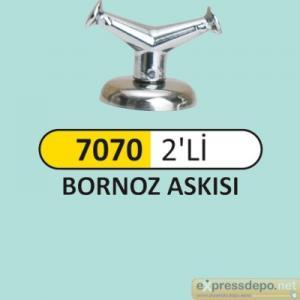 ARM BORNOZ ASKI ÇİFTLİ 206/Ç