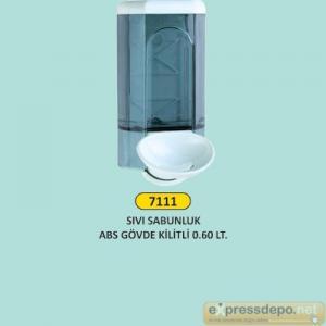 ARM SIVI SABUN VERİCİ DİRSEK 0.60 LT BEY/ŞEF 9278