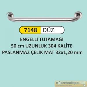 ARM ENGELLİ TUTAMAĞI 50 CM PASLANMAZ