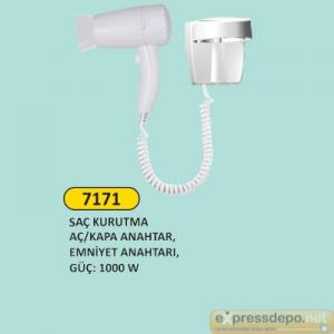 ARM SAÇ KURUTMA JACKSON OTEL TİPİ 5143