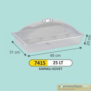 ARM PLASTİK KÜVET KAPAKLI 2775
