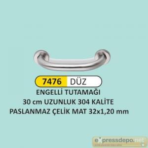 ARM ENGELLİ TUTAMAK 30 CM ÇELİK