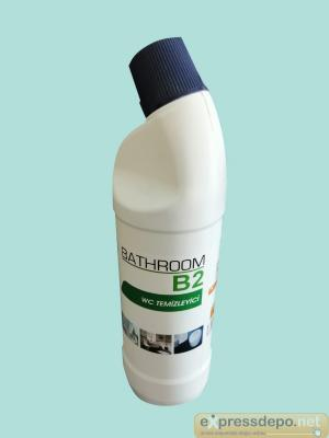 SOFT CARE B1 BATHROOM SANITAR BANYO WC TEMİZLEME MADDESİ 0.75 ML/GR SPREY