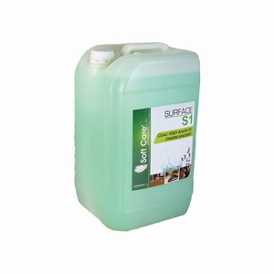 SOFT CARE S1 SURFACE CİLALI YÜZEY BAKIM VE ONARIM MADESİ 10 LT/KG