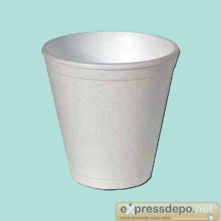KÖPÜK BARDAK 250 ml 100 ADETx10 PAKET