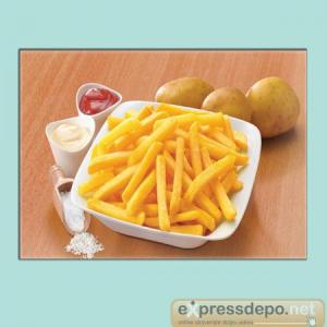 SUPERFRESH PATATES KLASİK 10X10 2,5 KG X 5 (EDT)